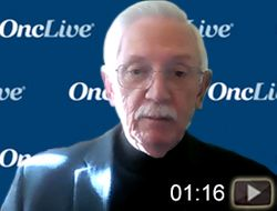 Dr. Gandara on the Benefit of Nivolumab/Ipilimumab Plus Chemo in Metastatic NSCLC