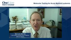 Molecular Testing for Acute Myeloid Leukemia
