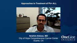 Approaches to Treatment of Ph+ ALL