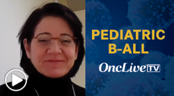 Dr. Angiolillo on the Toxicity Profile of Traditional Treatment in Pediatric B-ALL