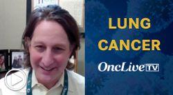 Dr. Morganstein on the Mechanism of Action of Lurbinectedin in Metastatic SCLC