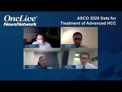 ASCO 2020 Data for Treatment of Advanced HCC