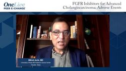 FGFR Inhibitors for Advanced Cholangiocarcinoma: Adverse Events