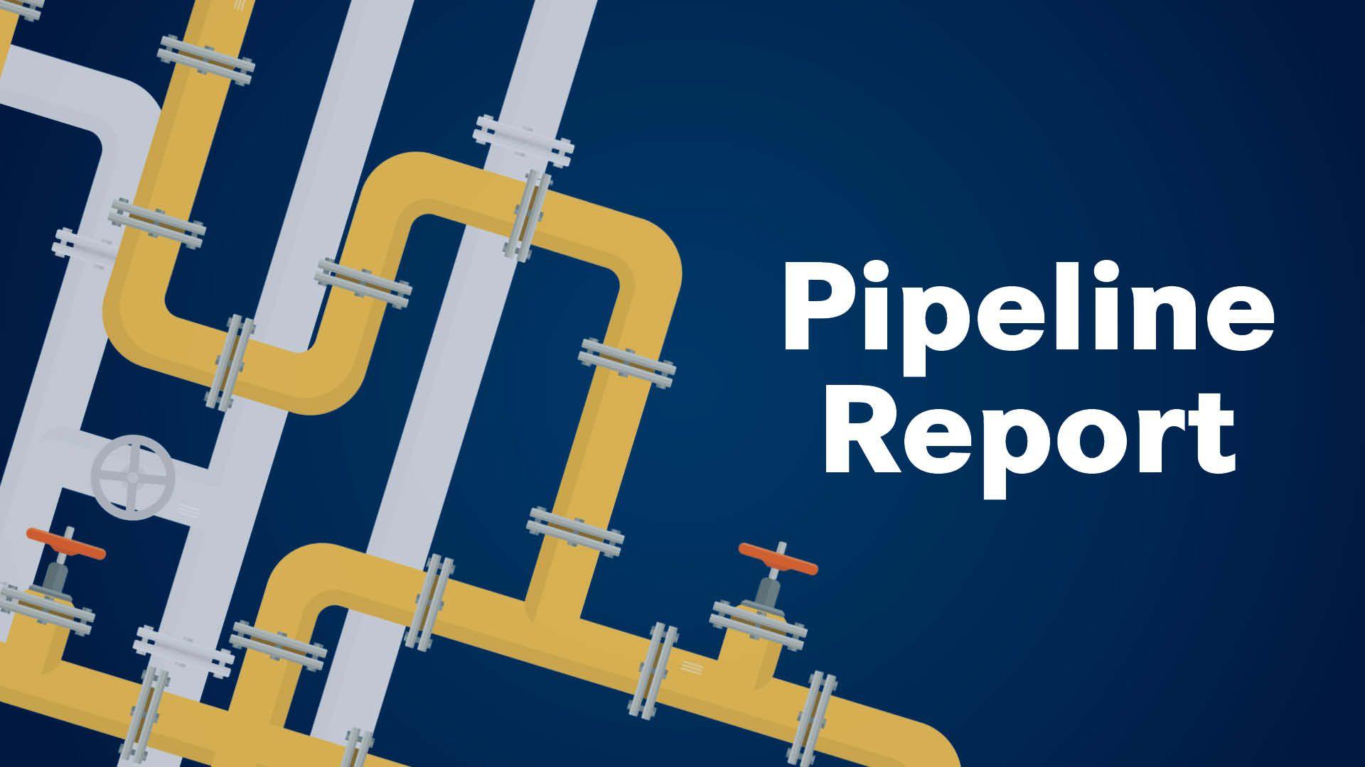Pipeline Report: September 2021