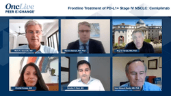 Frontline Treatment of PD-L1+ Stage IV NSCLC: Cemiplimab