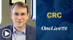 Dr. Strickler on Selecting Between TAS-102 and Regorafenib in CRC