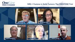 NRG1 Fusions in Solid Tumors: The CRESTONE Trial
