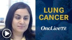 Dr. Puri on Clinically Relevant Biomarkers in SCLC