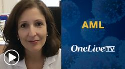 Dr. Roboz on Recent Therapeutic Developments in AML