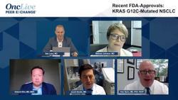 Recent FDA-Approvals: KRAS G12C-Mutated NSCLC