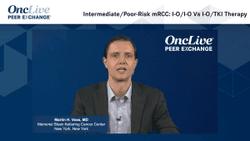 Intermediate/Poor-Risk mRCC: I-O/I-O Vs I-O/TKI Therapy