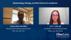 Epidemiology, Etiology, and Risk Factors for Lymphoma