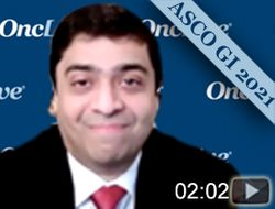 Dr. Subbiah on the Clinical Activity of Pralsetinib in RET+ Cholangiocarcinoma