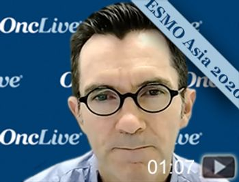 Dr. Price on the Safety, Efficacy of AMG 510 in Advanced Gastrointestinal Cancers