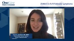 ZUMA-5 in R/R Follicular Lymphoma