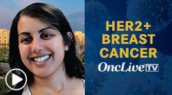 Dr. Sam on Managing ILD With Trastuzumab Deruxtecan in HER2+ Breast Cancer