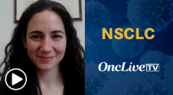 Dr. Goldberg on the Toxicity Profile of Amivantamab in Metastatic EGFR Exon 20–Mutant NSCLC