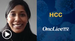 Dr. Patel on Selecting Patients for Treatment With Atezolizumab/Bevacizumab in HCC