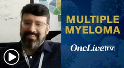 Dr. Rosenberg on the Potential Clinical Implications of the GRIFFIN Trial in Multiple Myeloma