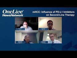 mHCC: Influence of PD-L1 Inhibitors on Second-Line Therapy