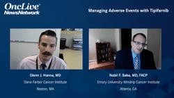 Managing Adverse Events With Tipifarnib