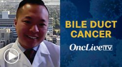 Dr. Liao on Outcomes With Ivosidenib in Advanced Cholangiocarcinoma