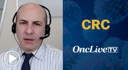 Dr. Wainberg on Optimal Dosing With Regorafenib in CRC