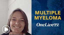 Dr. Davies on Isatuximab-Based Combinations in Relapsed/Refractory Multiple Myeloma