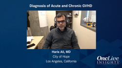 Diagnosis of Acute and Chronic GVHD