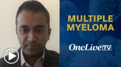 Dr. Nadeem on the Uptake of Novel Therapies in Heavily Pretreated Multiple Myeloma