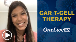 Dr. Shah on Unmet Needs With CAR T-Cell Therapy in Multiple Myeloma