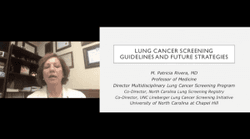 2021 USPSTF Lung Cancer Screening Recommendations
