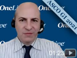 Dr. Wainberg on the FIGHT Trial Results in FGFR2b+ Gastric/GEJ Cancer