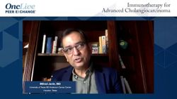Immunotherapy for Advanced Cholangiocarcinoma