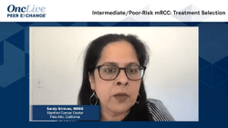 Intermediate/Poor-Risk mRCC: Treatment Selection