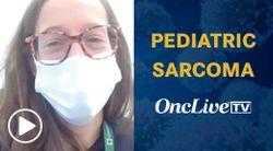 Dr. Murphy on the Clinical Implications of Pazopanib Plus SBRT in Pediatric Sarcoma