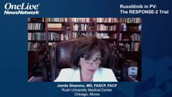 Ruxolitinib in PV: The RESPONSE-2 Trial