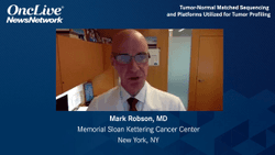 Tumor-Normal Matched Sequencing and Platforms Utilized for Tumor Profiling