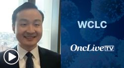 Dr. Li on the Efficacy of Sotorasib in KRAS+ Advanced NSCLC