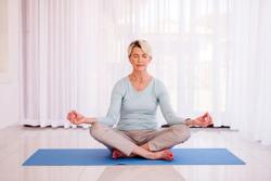 Hospice Professionals Use Mind, Body, and Movement Meditation to Reduce Stress