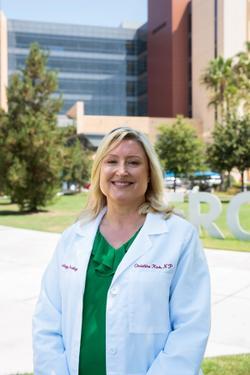 Oncology Nurse Champion: Christina Kirk