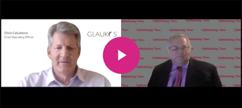Glaukos COO shares product updates, 2021 pipeline