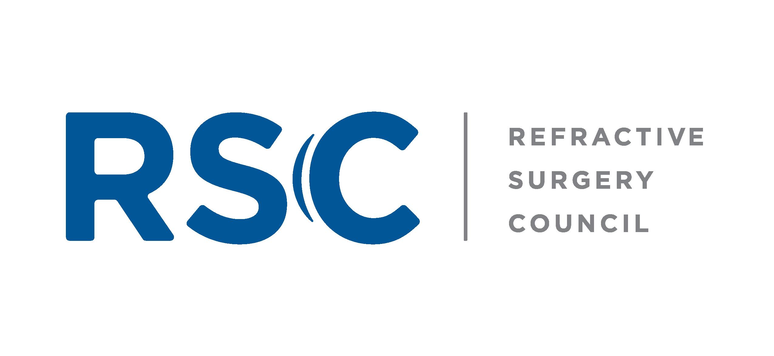 Refractive Surgery Council logo