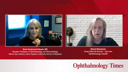 Open line between ophthalmology and oncology