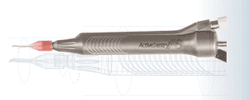 Active Sentry handpiece stabilizes IOP, anterior chamber during PEA surgery