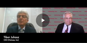 ViaLase CEO talks innovations in glaucoma treatment