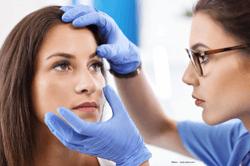 Orbital lymphoma: masquerading as involutional ptosis