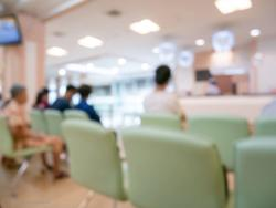 Survey: Ophthalmology outpatient volume drops