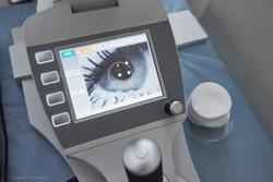 Ultra-widefield imaging improves line of sight in KPro patients