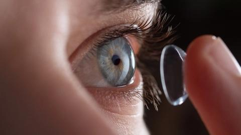 Artificial tears offer a path to contact lens comfort